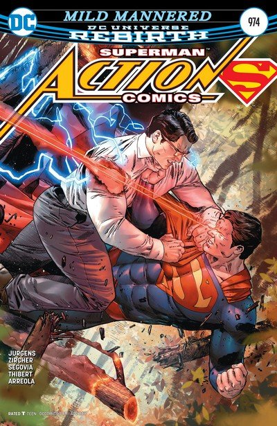 Action Comics #974 (2017)