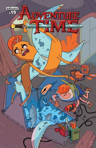 Adventure Time #59 (2016)