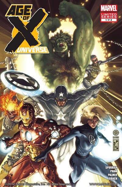 Age of X Universe #1 – 2 (2011)