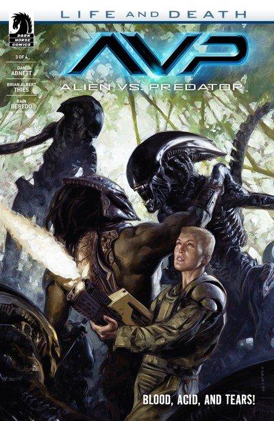 Aliens vs. Predator – Life and Death #3 (2017)