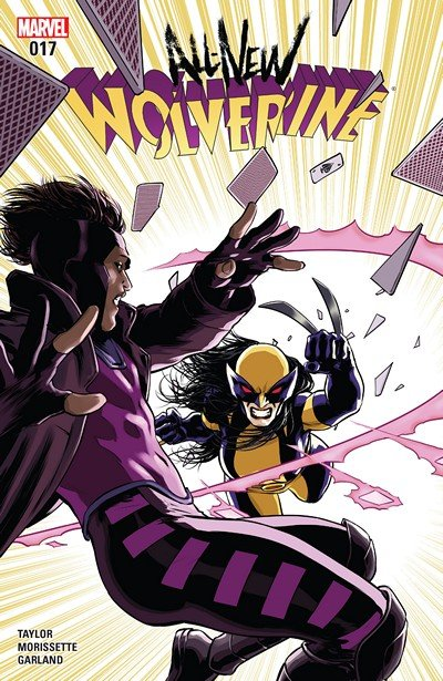 All-New Wolverine #17 (2017)