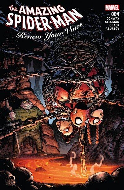 Amazing Spider-Man – Renew Your Vows #4 (2017)
