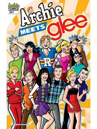 Archie Meets Glee #1 – 4 (2013)