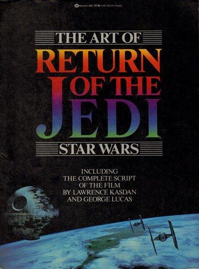 Art of Return of the Jedi (1983)