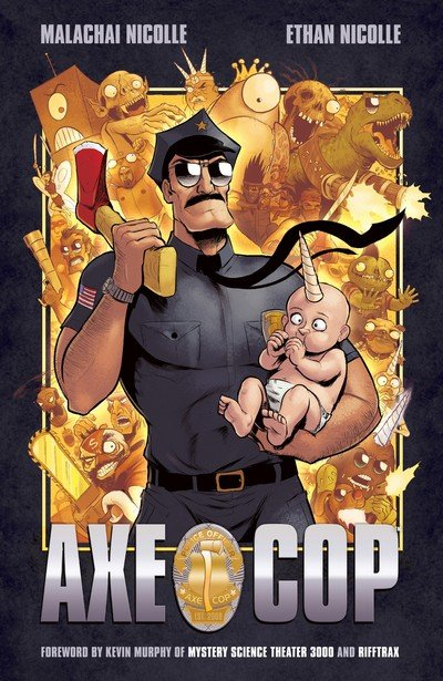 Axe Cop (Collection) (2011-2014)