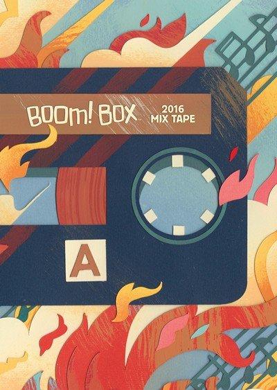 BOOM! BOX 2016 Mix Tape (2016)