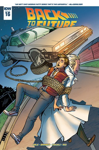 Back to the Future #16 (2017)