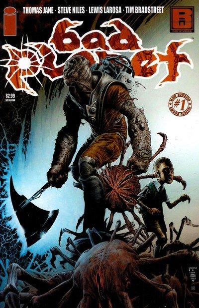 Bad Planet #1 – 8 (2005-2013)