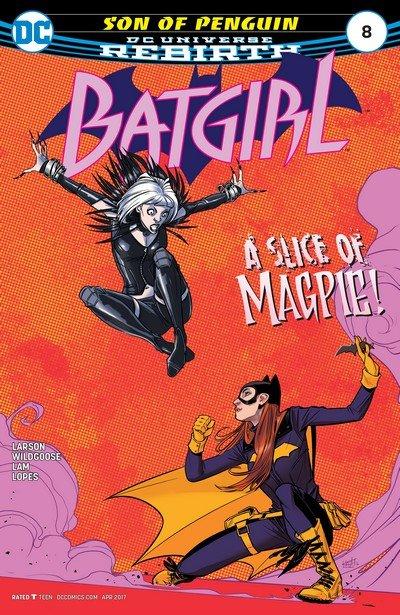 Batgirl #8 (2017)