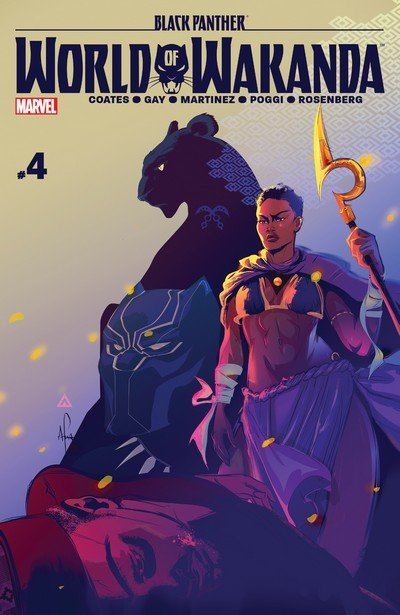 Black Panther – World of Wakanda #4 (2017)