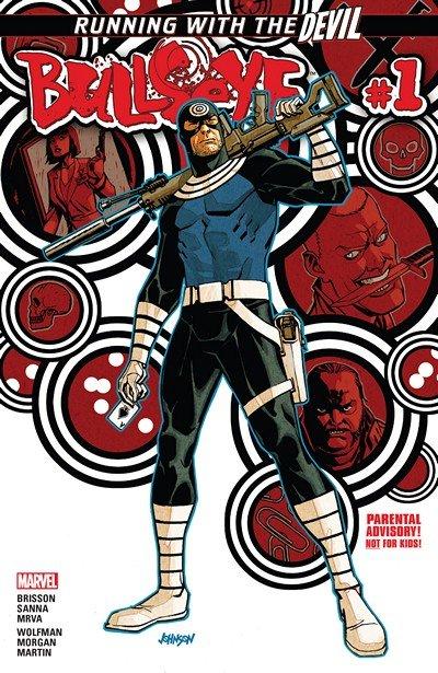 Bullseye #1 (2017)