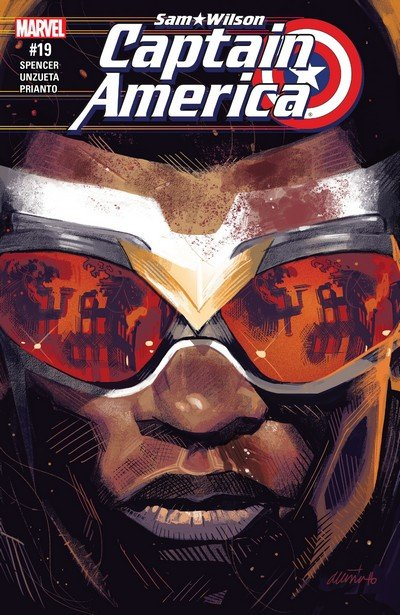 Captain America – Sam Wilson #19 (2017)