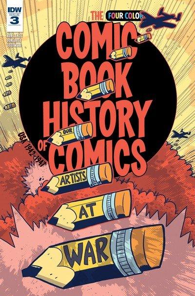 Comic Book History of Comics #3 (2017)