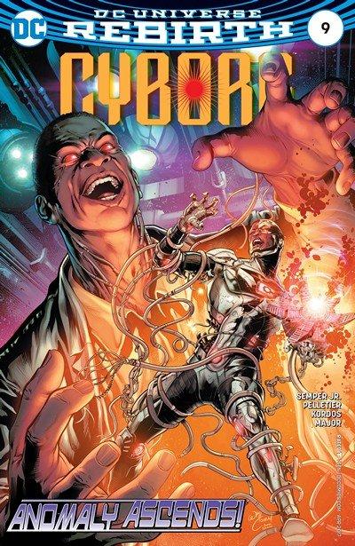 Cyborg #9 (2017)