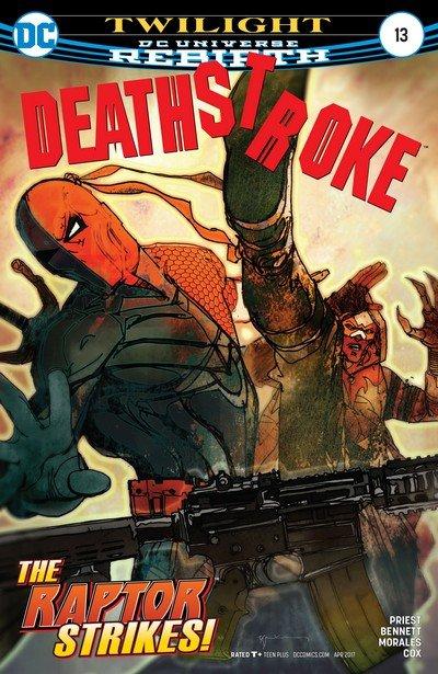 Deathstroke #13 (2017)