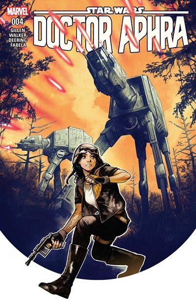 Doctor Aphra #4 (2016)