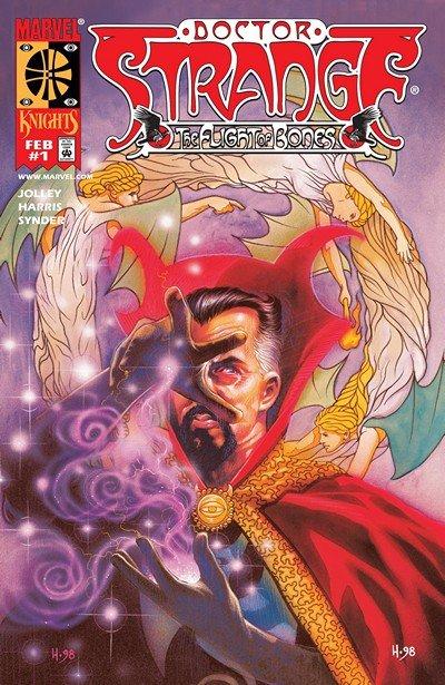 Doctor Strange #1 – 4 (1999)