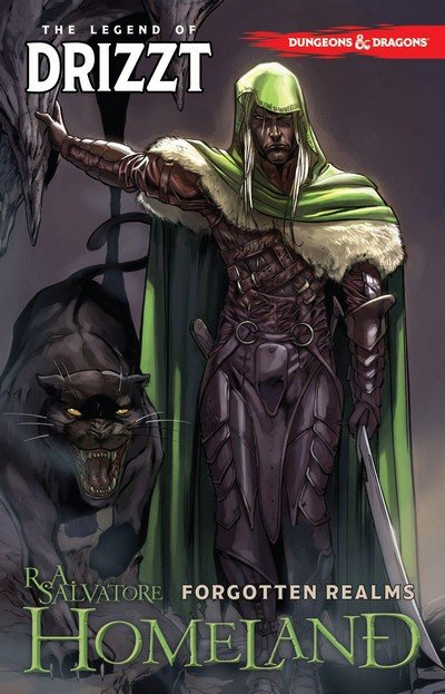 Dungeons & Dragons – The Legend of Drizzt Vol. 1 – 6 (2015-2017)