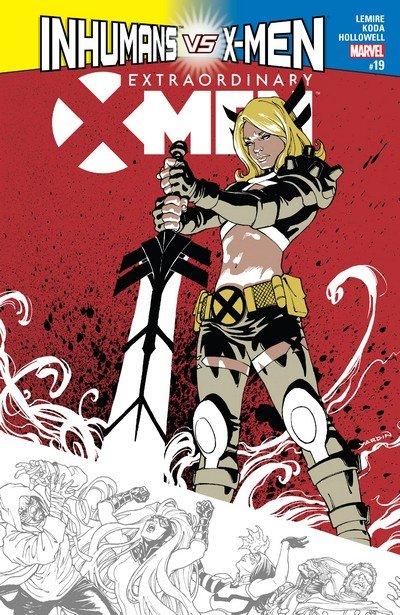 Extraordinary X-Men #19 (2017)