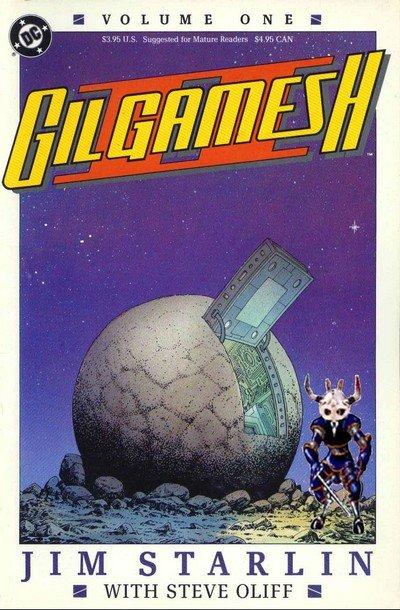 Gilgamesh II #1 – 4 (1989)