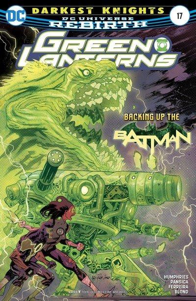 Green Lanterns #17 (2017)