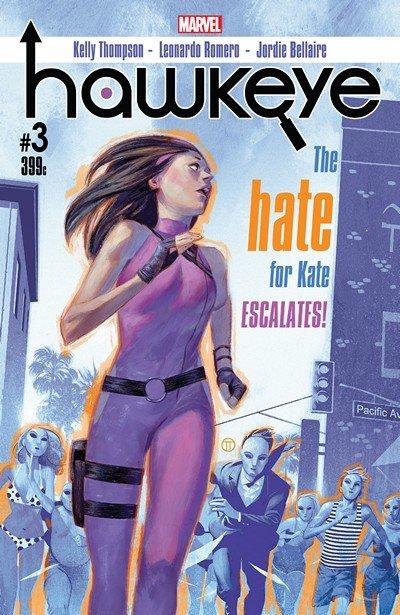 Hawkeye #3 (2017)