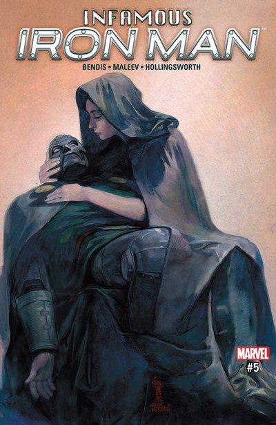 Infamous Iron Man #5 (2017)