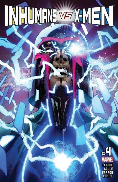Inhumans vs. X-Men #4 (2017)