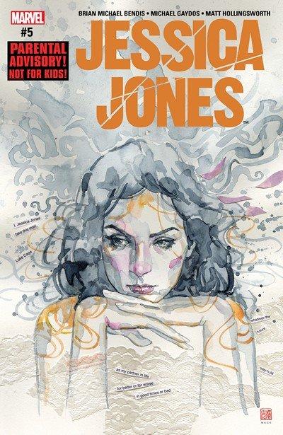 Jessica Jones #5 (2017)