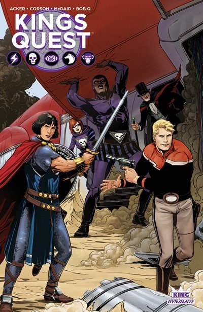 Kings Quest Vol. 1 (2016)