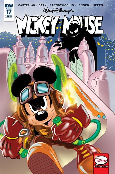 Mickey Mouse #17 (2017)
