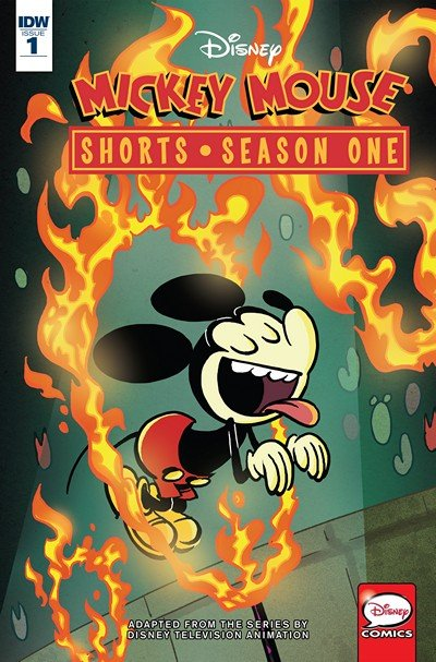 Mickey Mouse Shorts – Season One #1 – 4 (2016)