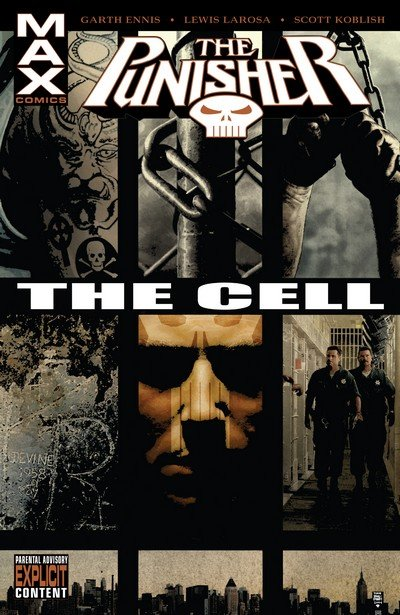 Punisher – The Cell #1 (2005)