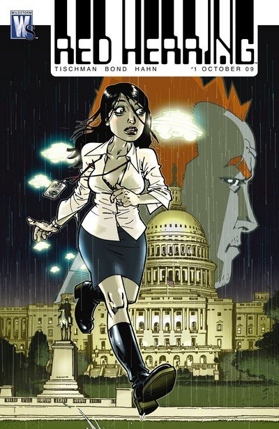 Red Herring #1 – 6 (2009-2010)