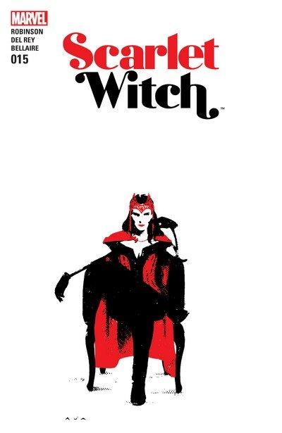Scarlet Witch #15 (2017)