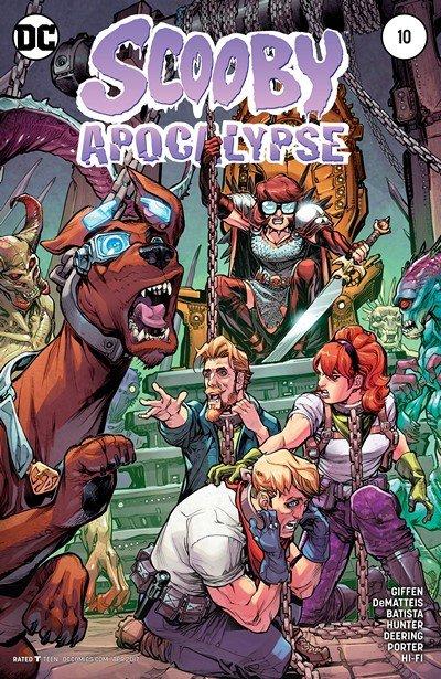 Scooby Apocalypse #10 (2017)