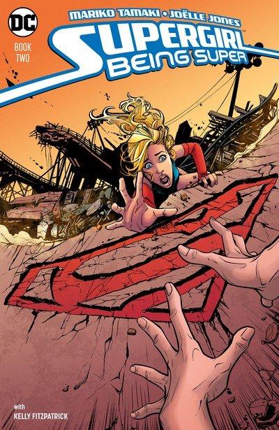 Supergirl – Being Super #2 (2017)