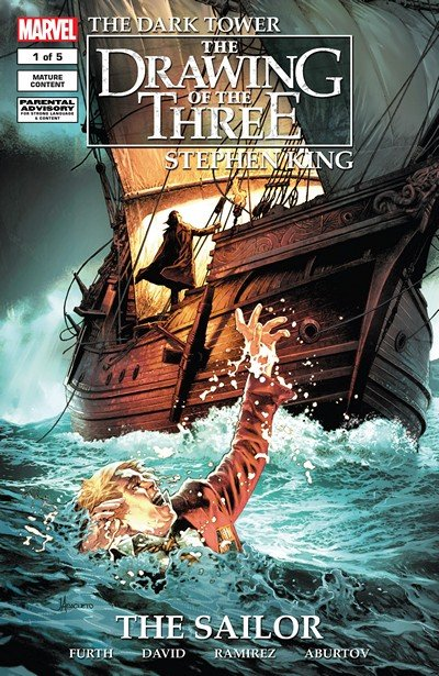 The Dark Tower – The Drawing of the Three – The Sailor #1 – 5 (2016-2017)
