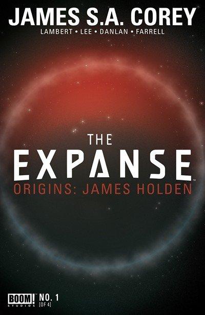 The Expanse Origins #1 (2017)
