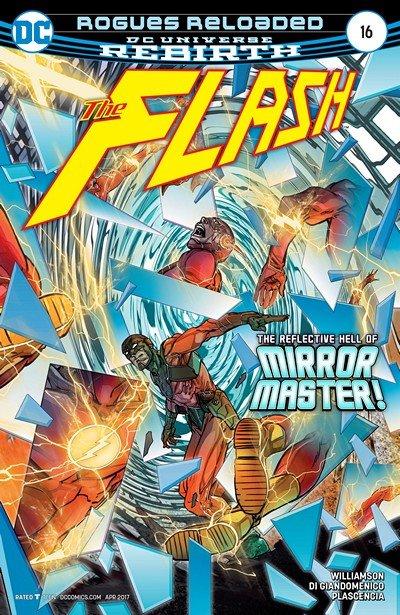 The Flash #16 (2017)