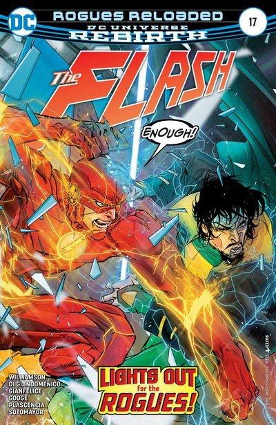 The Flash #17 (2017)