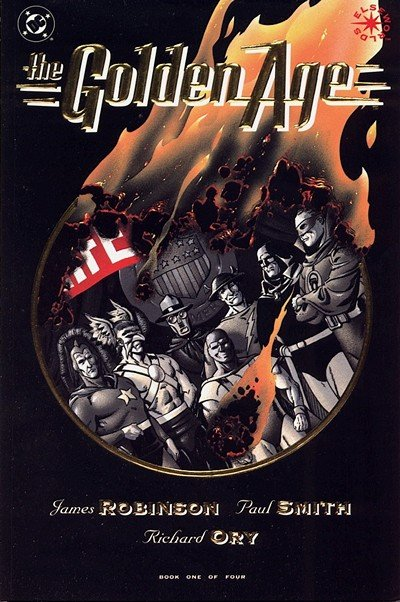 The Golden Age #1 – 4 (1993)
