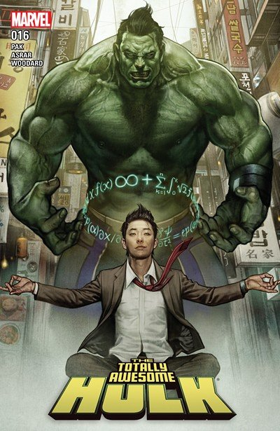 The Totally Awesome Hulk #16 (2017)