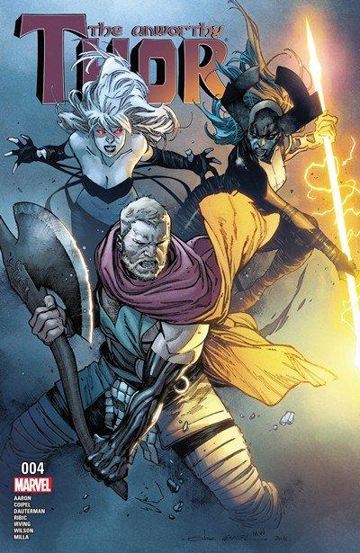 The Unworthy Thor #4 (2017)