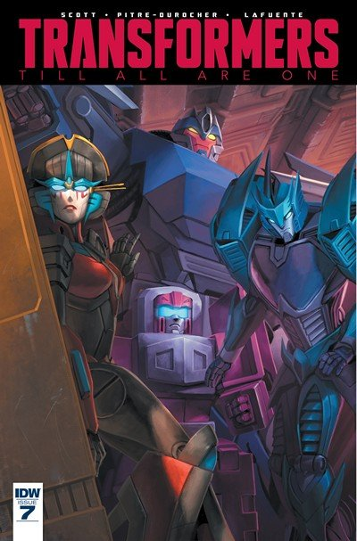 Transformers Till All Are One #7 (2017)