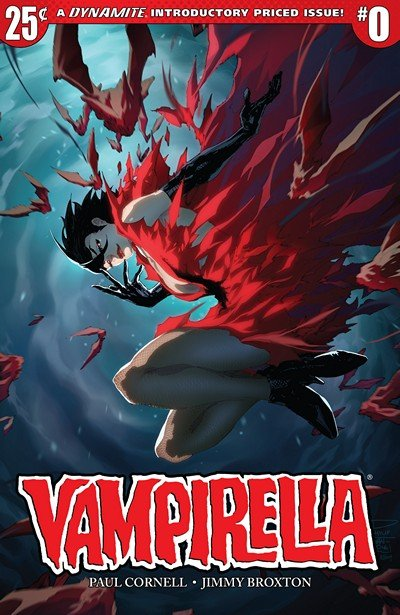 Vampirella Vol. 4 #0 (2017)