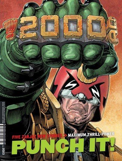 2000AD #2023 (2017)
