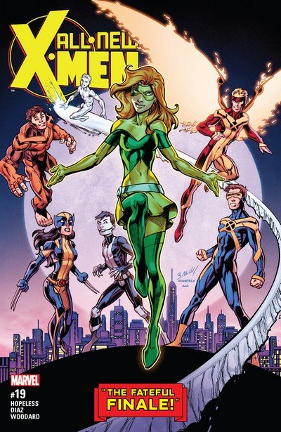 All-New X-Men #19 (2017)