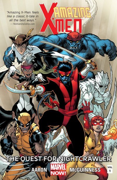 Amazing X-Men Vol. 1 – 3 (2014-2015)