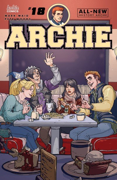 Archie #18 (2017)